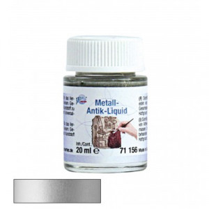 Metallic Liquid silver 20 ml