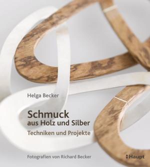 Buch Schmuck aus Holz und Silber