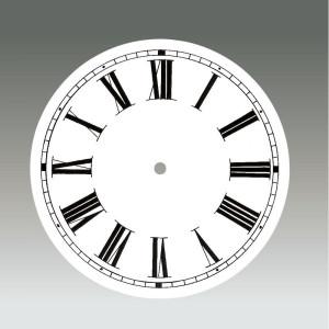 Dial Aluminium Ø 237 mm