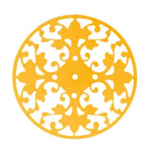 Ornamental Disk