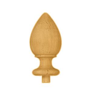 Trim part prim beech wood