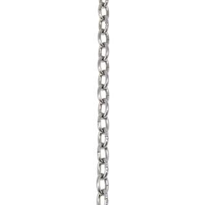 Clock Chains silver L: 3650 Ø 6,5mm