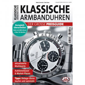 Buch Klassische Armbanduhren