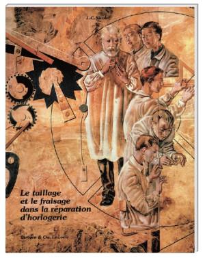 Buch Das Verzahnen und Fräsen in der Uhrenreparatur