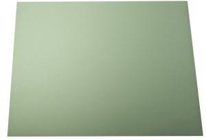 Sous-mains autocollant vert, 320 x 240 x 1,5 mm, en paquet 10 pièces