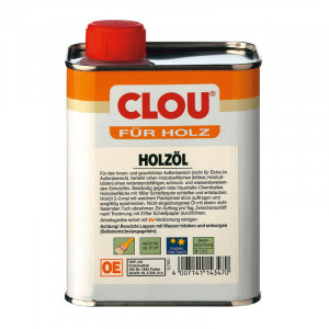 CLOU Wood Finishing Oil Colourless