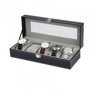 Watch collection box for 5 watches