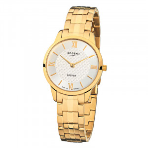 REGENT Elegant Ladies' Quartz Watch