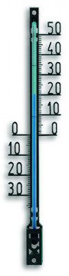 Outdoor Thermometer, 160x34 mm