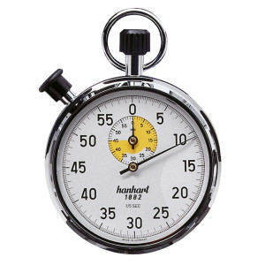 Hanhart Addition Timer Allsport, Precision mechanic