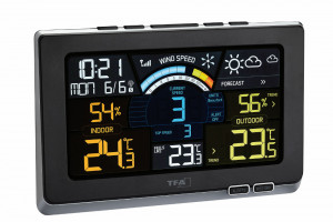 TFA wireless weather station, Spring Breeze