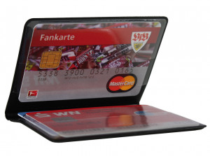 RFID-Schutzhülle für E-Personalausweis und 3 weitere Karten