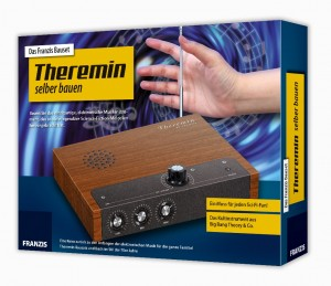 Construction kit, Theremin for DIY soldering