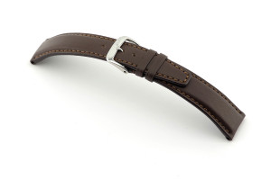 Lederband Idaho 18 mm mokka