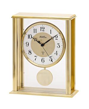 AMS Horloge pendu- laire radio-  pilotée AMS,  modèle Bienne
