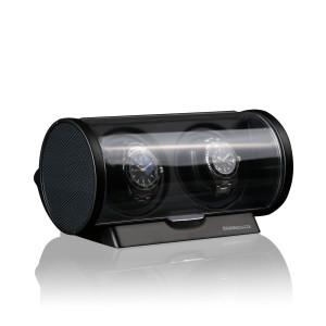 Uhrenbeweger Tubix carbon/schwarz