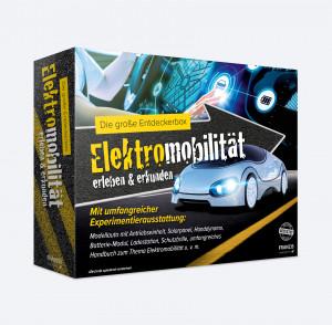 Coffret découverte mobilité électrique