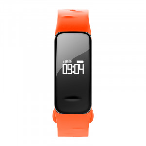 Fitness Tracker, orange