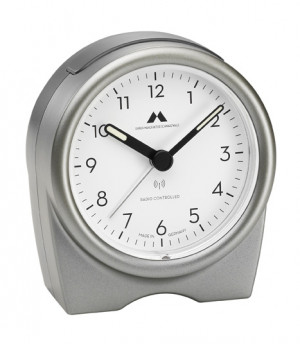 Radio controlled alarm clock Made in Germany