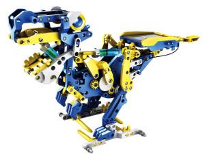 Robot 12 en 1 Kit ne nécessitant pas de piles!