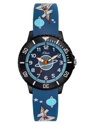 s.Oliver Silikon blau SO-3555-PQ