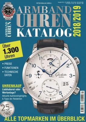 Armbanduhren-Katalog 2018