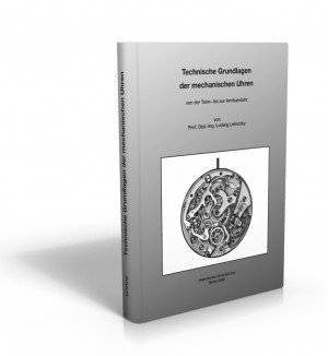 Buch Technische Grundlagen der mechanischen Uhren