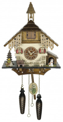 Cuckoo Clock Neudingen with 12 melodies