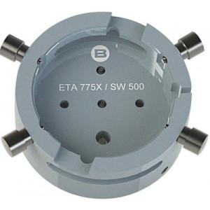 Bergeon Movement holder 13 1/4 ETA 775X/ SW500