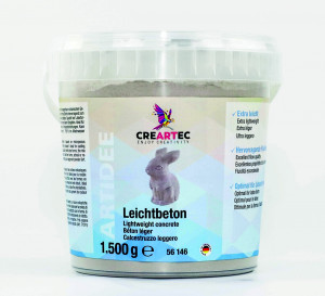 lightweight concrete 1500g