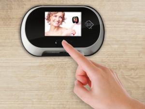 Türspionkamera digital