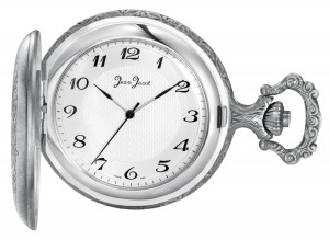 Jean Jacot Pocket Watch Antique with manual wind movement