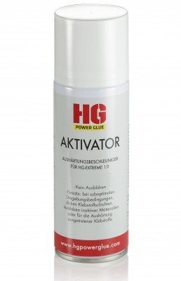The weld out of the bottle - Spray activator (curing accelerator) - 200ml