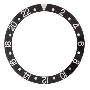 Lunette intercalaire RLX convient mieux 2-22, noir/blanc