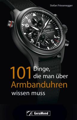 Livre: 101 choses à savoir sur les montres-bracelets
