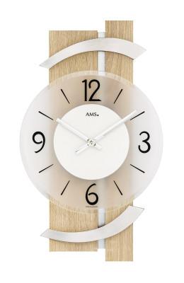 AMS Quartz wall clock Caffè