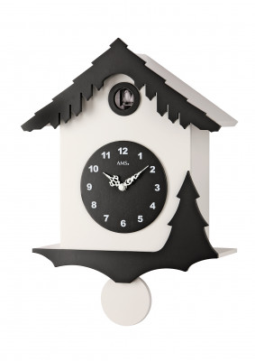 AMS cuckoo clock Quartz Tuningen