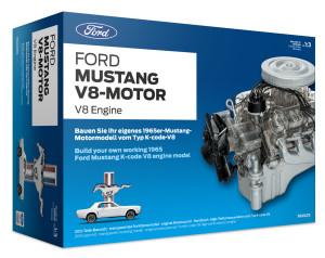Bausatz Ford Mustang V8 Motor