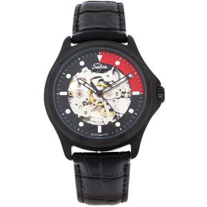SELVA Men's Watch »Ivo« - black