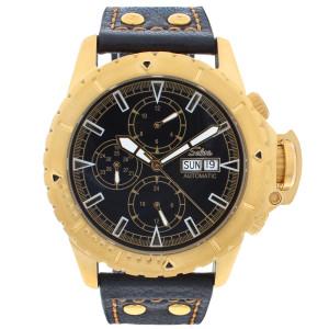 SELVA Men's Watch »Vasco« - gilded