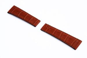 Lederband Happel RLX 20mm mahagoni