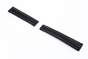 Lederband Happel BRT 20mm schwarz