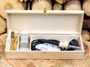 Werkbox Brenn-Peter mit Werkzeug-Zubehör