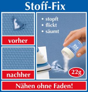Stoff-Fix Pulver, 22g