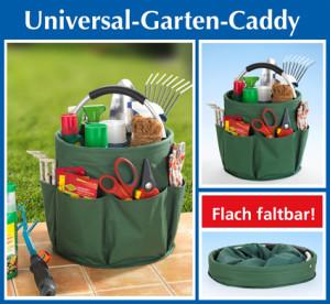 Garten-Caddy, grün