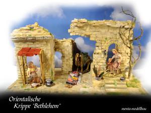 Kit de crèche Bethléem