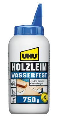 UHU Holzleim wasserfest 750 g