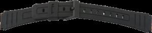 Kautschukband 18 mm schwarz