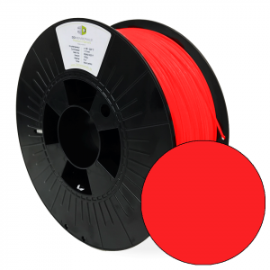 3Dmensionals PLA 3DFilaments rouge, Ø 1,75mm