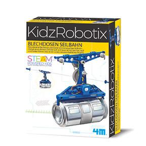 KidzRobotix Can Ropeway